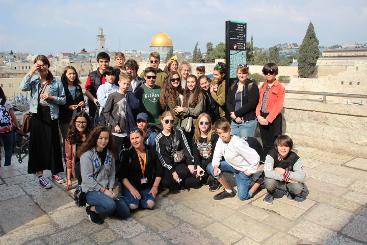 Jüdisches Gymnasium Moses Mendelssohn – Israelreise März 2017