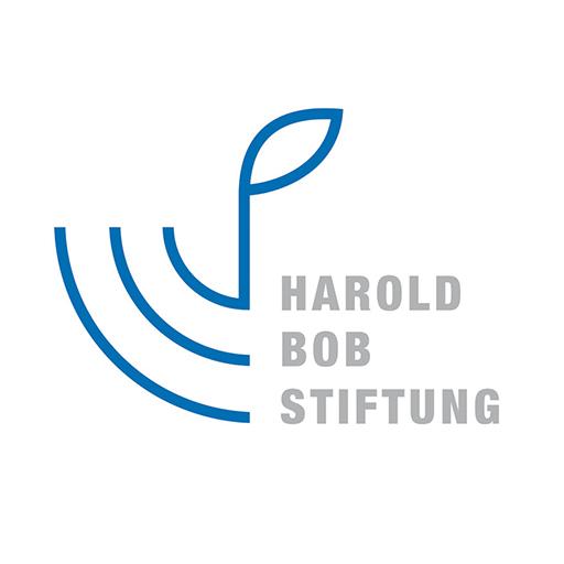 Logo der Harold-Bob-Stiftung